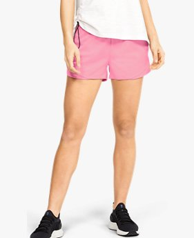 Women's UA Play Up Shorts 3.0 Twist